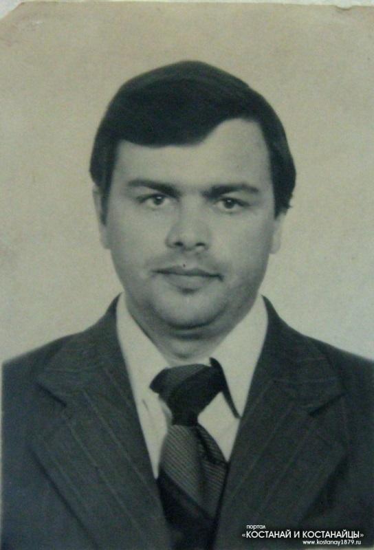 Кимбель Анатолий Романович