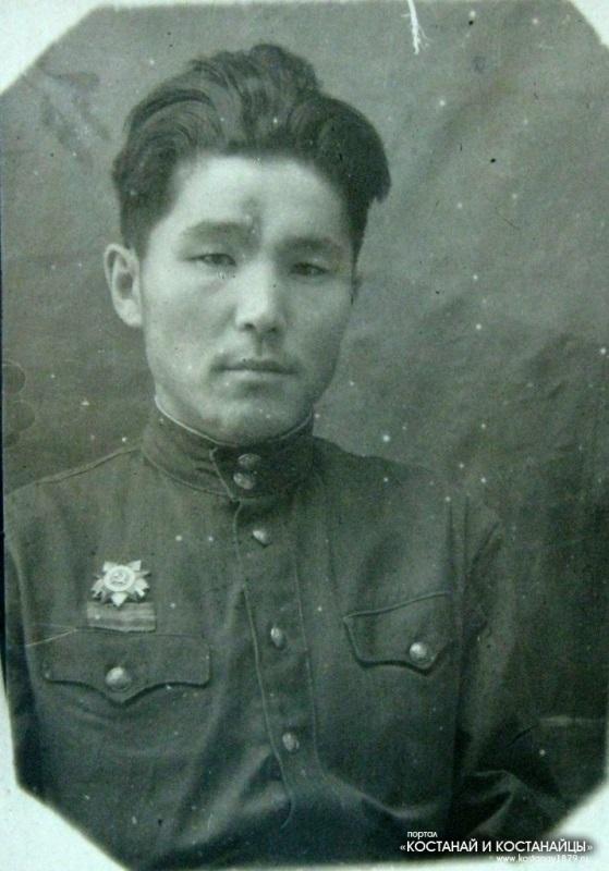 Жанабаев Бурамбай Жанабаевич