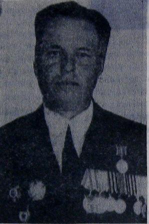 Василий Николаевич Тыщенко