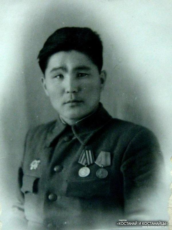 Жумабаев Бурамбай Жанабаевич