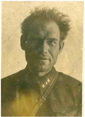 Дмитрий Михайлович Логановский. 1933 год