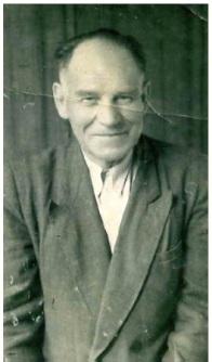 Дмитрий Михайлович Логановский. 1953-1954 года