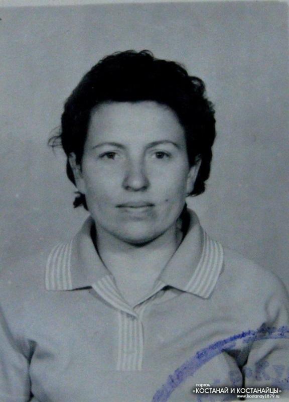 Краус (Коллер) Лидия Яковлевна