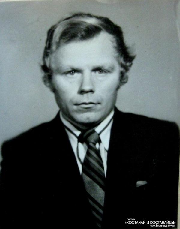 Келлер Николай Давыдович