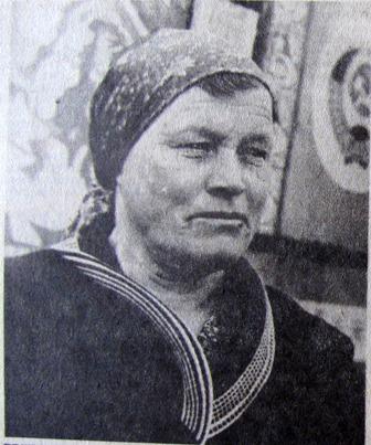 Мария Иосифовна Колосовская
