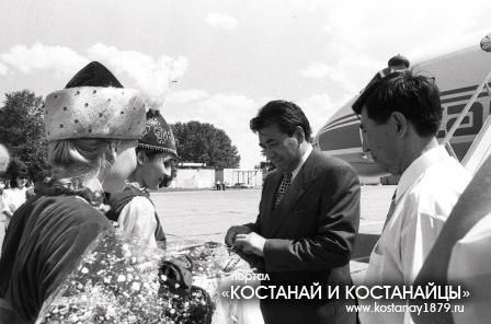 Пребывание премьер-министра РК Нурлана Балгимбаева