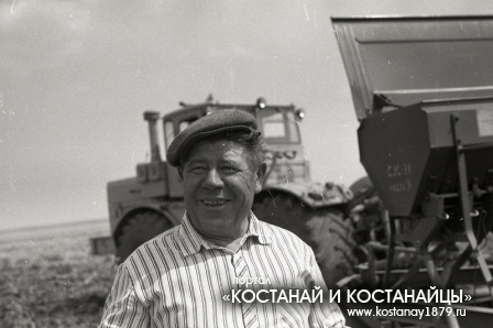 Совхоз Новонеженский