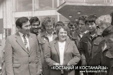 Молодые животноводы в ДК Профсоюзов