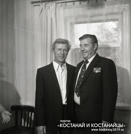 Бернс Иван Матвеевич и Александр Матвеевич