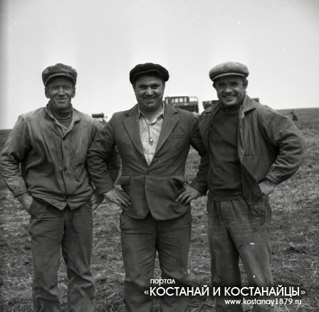 Совхоз Убаганский