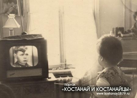 Единственный телевизор