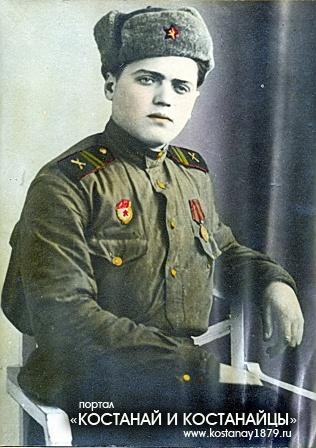 Артиллерист-гвардеец
