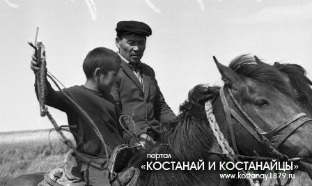 Жаркинбаев К. - чабан совхоза Сулукольский