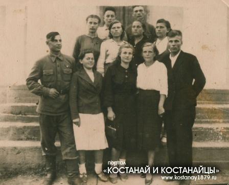 Ливановцы. 1945 год