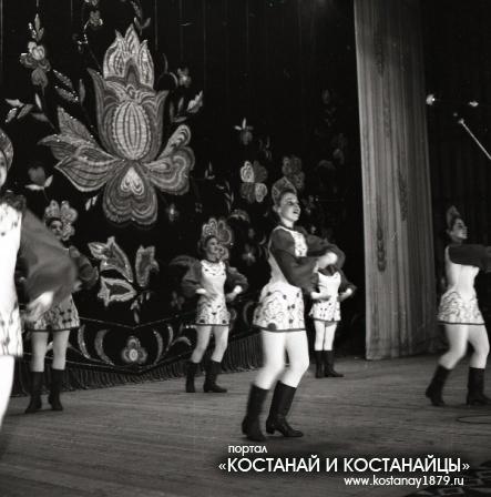 Районный смотр худ.самодеятельности. п.Затобольск