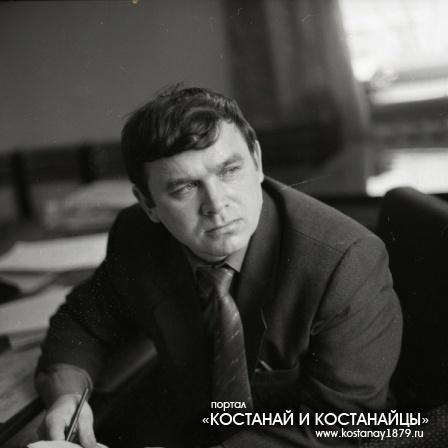 Шестаков И.П.  главный редактор газеты Строитель коммунизма
