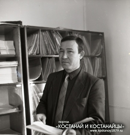Сексембаев Ж.С. - старший лейтенант. Затобольск