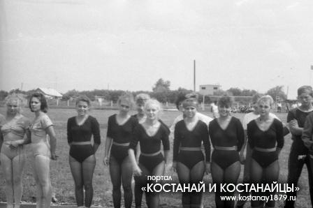 Спартакиада Целина-90. п.Станционный