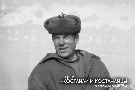 Пастухов Николай Федорович. Герой Социалистического Труда
