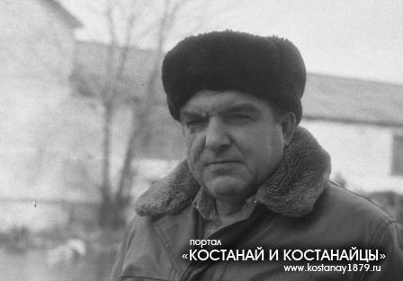 Александр Сергеевич Струлев. п.Станционное