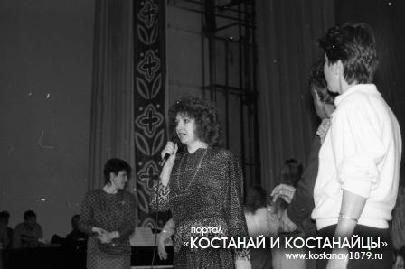 Театр моды средней школы №2