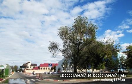 Улица Павших борцов