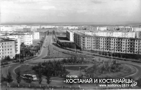 Улица имени 50 летия ВЛКСМ