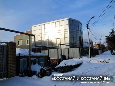 Улица Дощанова
