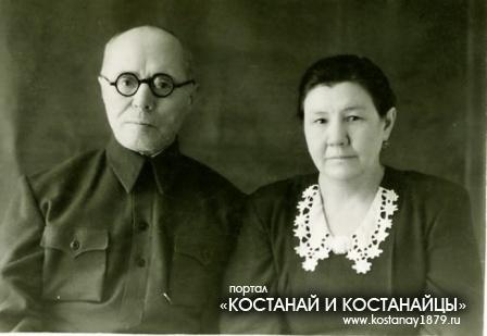 Кузнецовы Степан Григорьевич и Екатерина Григорьевна