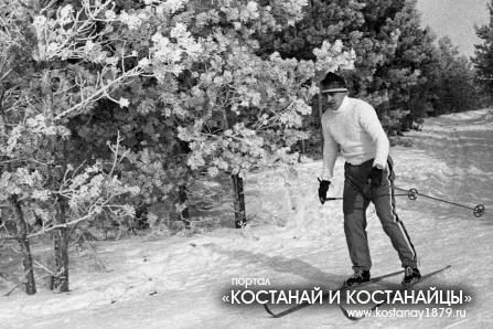 На лыжи! 1980 год