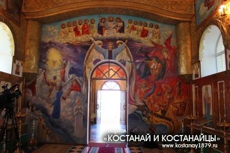 Пешковская церковь