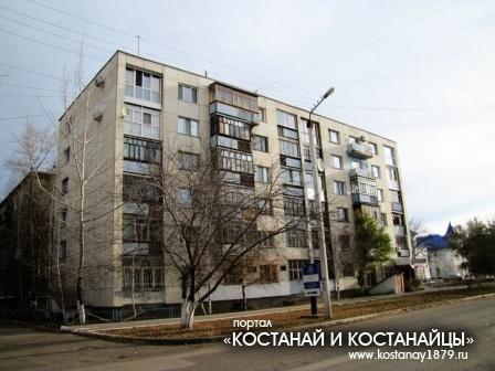 Дом по улице Павлова
