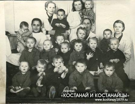 Дети целинников