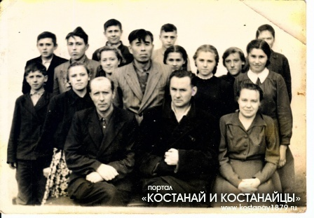 Федоровская средняя школа