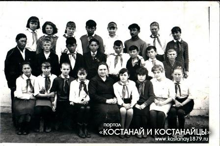 Кушмуринская средняя школа