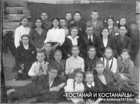 Михайловская школа Мендыгаринского района