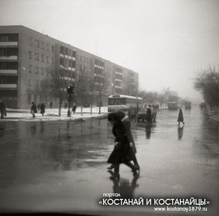 Улица Баймагамбетова