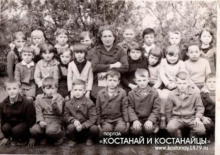 23 мая 1971 года. Жуковская школа