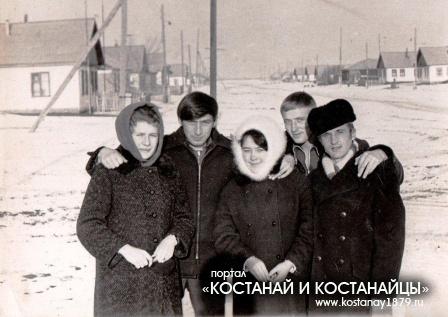 1972 год. Жуковка