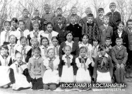 Школа имени Димитрова. Федоровка