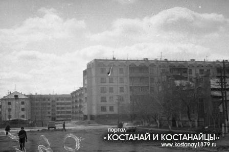 Старый и новый город