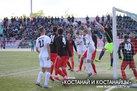 Тобол - Кызыл-Жар СК Кубок Казахстана