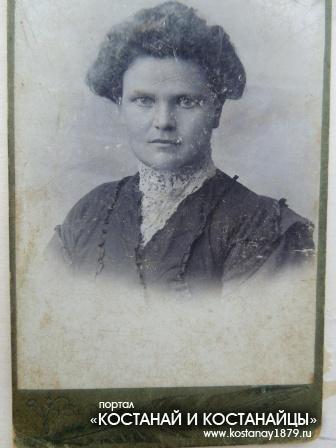 Моя прабабушка.