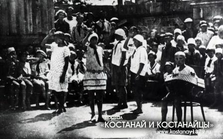 Наши пионеры. 1930 год