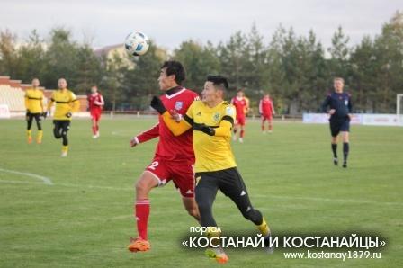 Тобол - Шахтер-Булат Темиртау