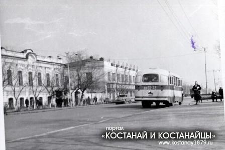 Наш старый добрый город