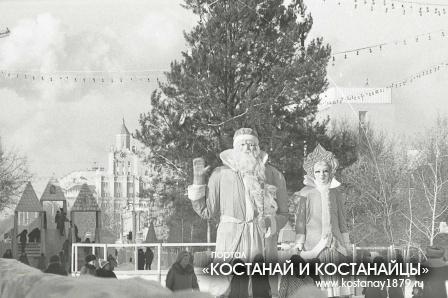 Новый год с 1988 на 1989