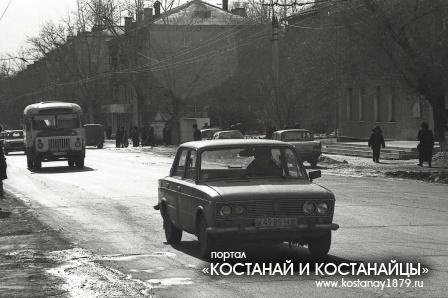 1997 год улица Баймагамбетова