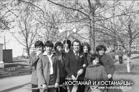 1 Мая 1980 года