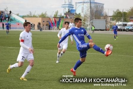 Тобол - Астана 1:1